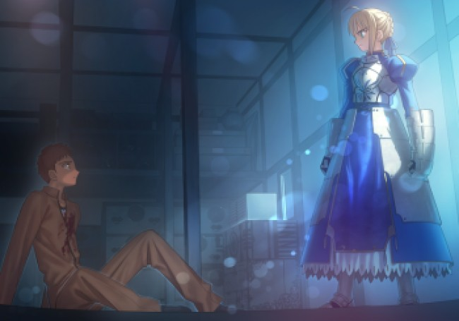 Fate Stay Night Visual Novel Tv Tropes