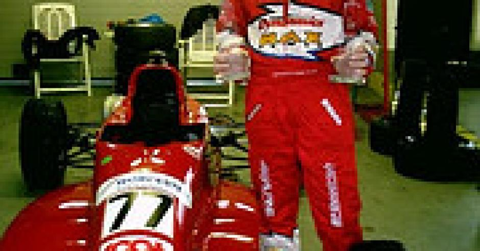 Steve Clark Kidderminster England Racing - Charles Clark's Father